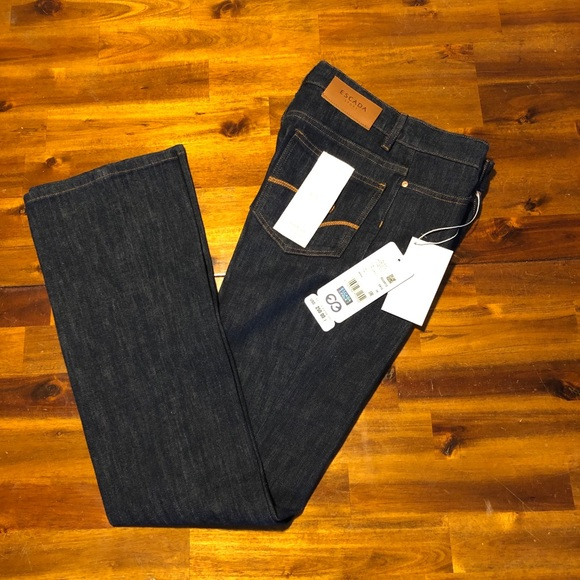 """NWT Escada Sport Bootcut Jeans """"Kate"""""""